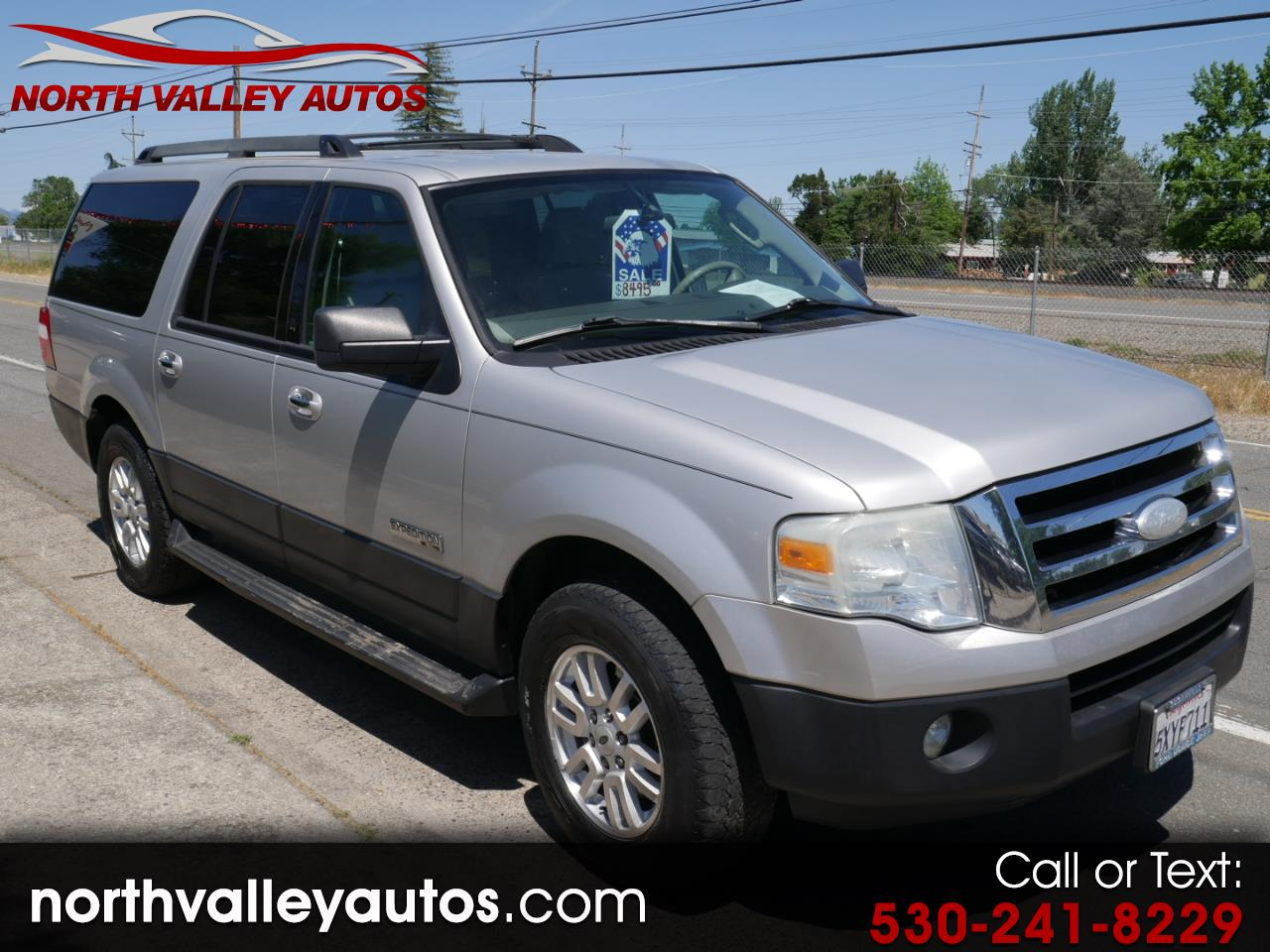 2007 Ford Expedition EL XLT 2WD