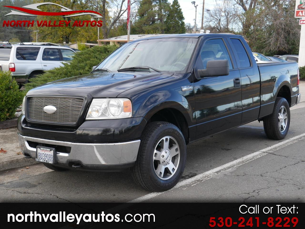 Ford F-150 XL SuperCab 4WD 2006