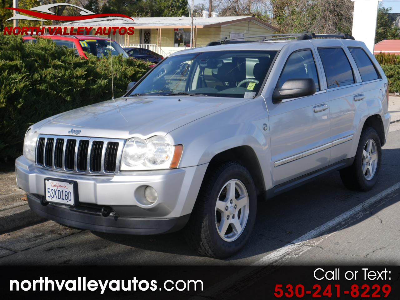 Jeep Grand Cherokee Limited 4WD 2005