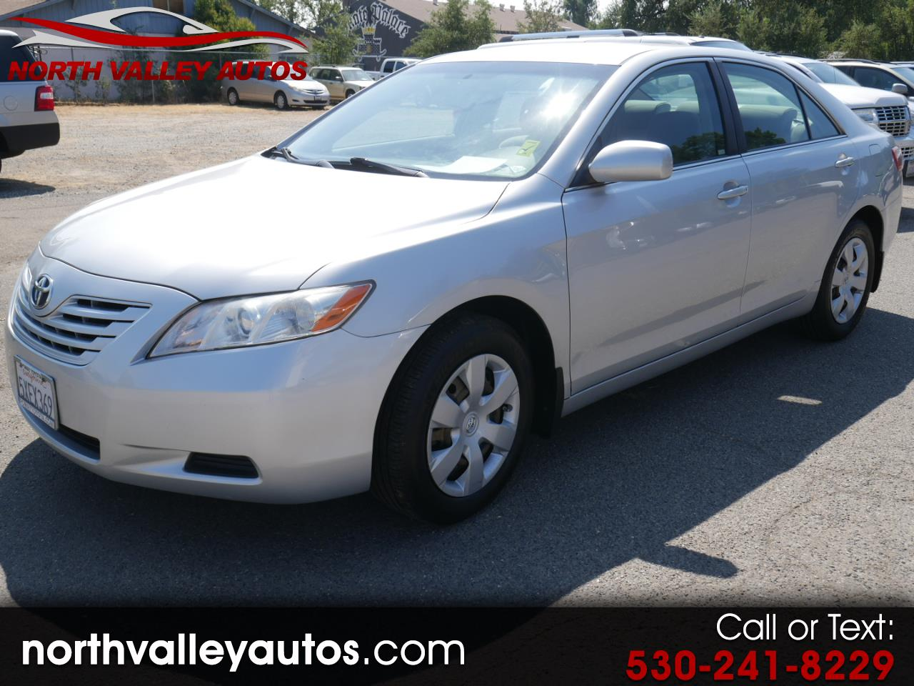 Toyota Camry 4dr Sdn I4 Auto LE (Natl) 2007