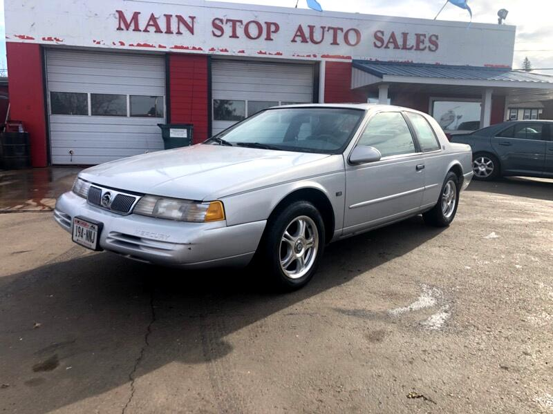 1995 Mercury Cougar XR-7