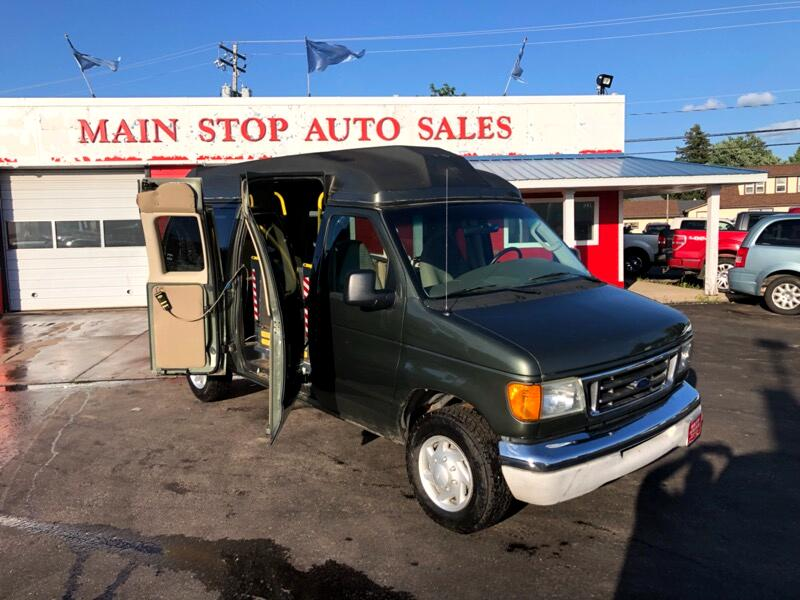 2003 Ford Econoline E-350 XL Super Duty