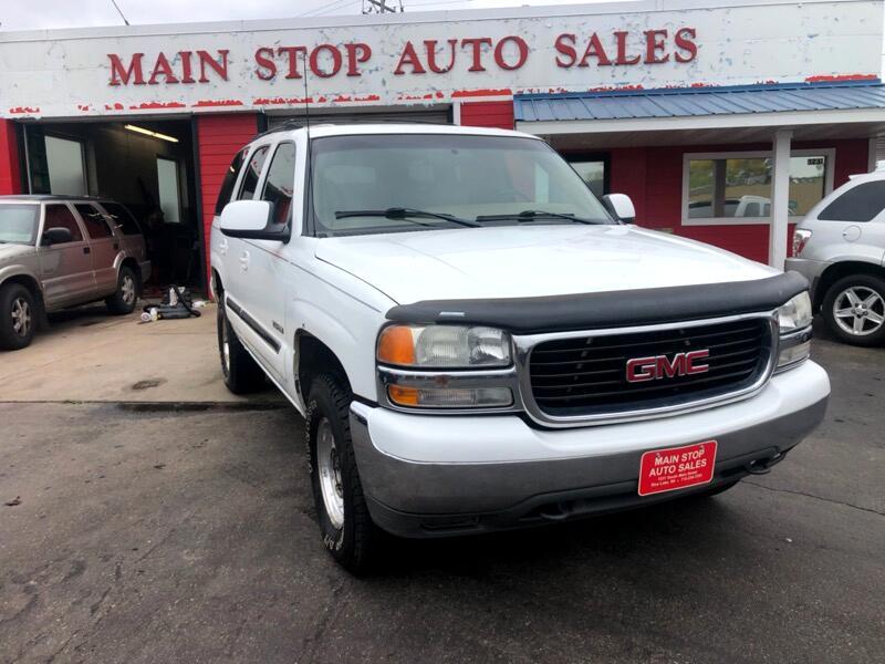 2000 GMC Yukon SLE 4WD