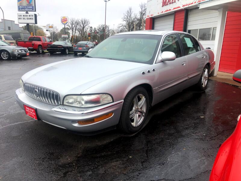 used 2003 buick park avenue ultra for sale in rice lake wi 54868 main stop auto sales used 2003 buick park avenue ultra for