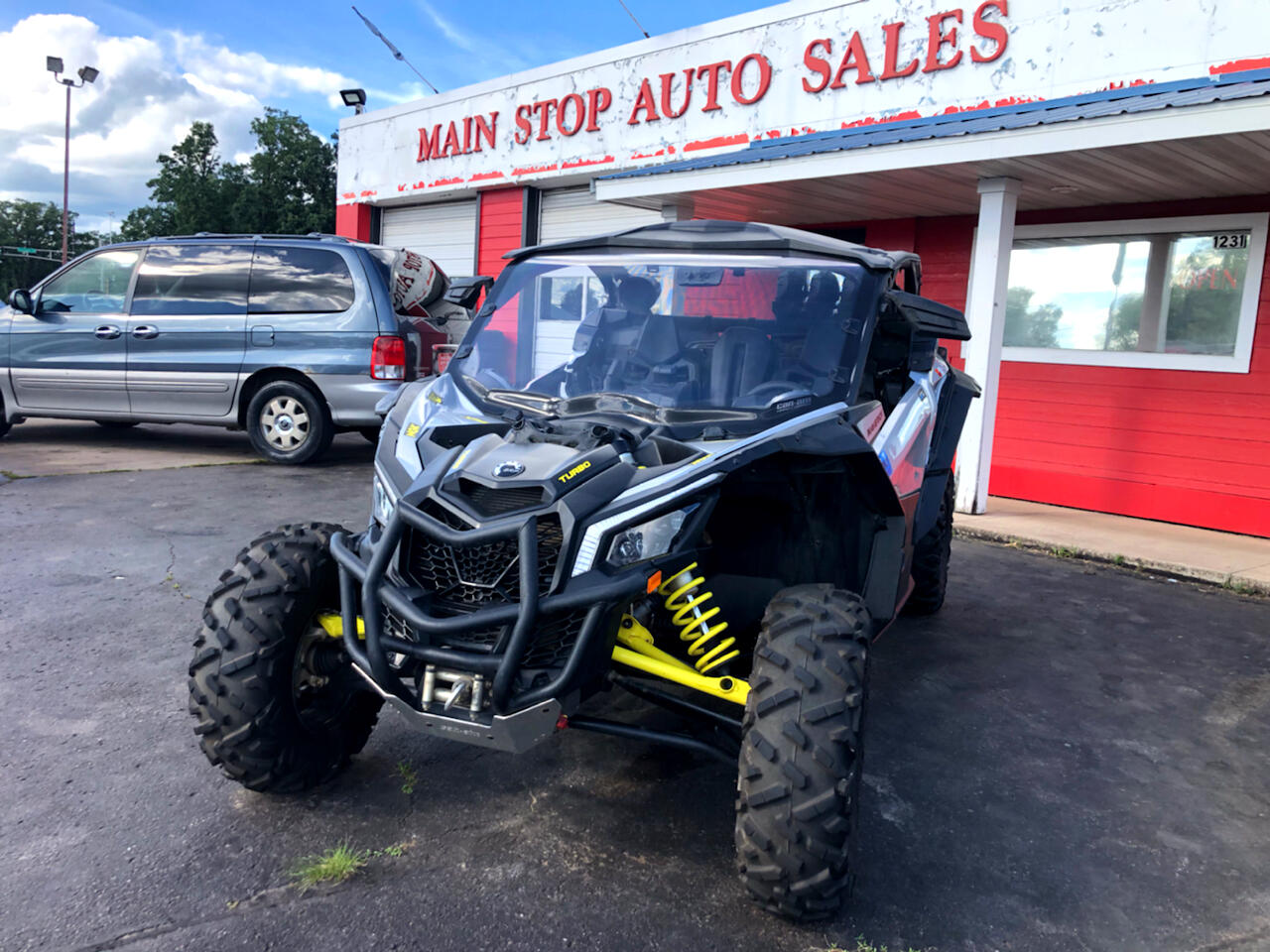 Can-Am Maverick X3 Turbo  2019