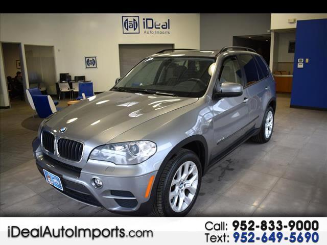2012 BMW X5 AWD 4dr 35i Premium