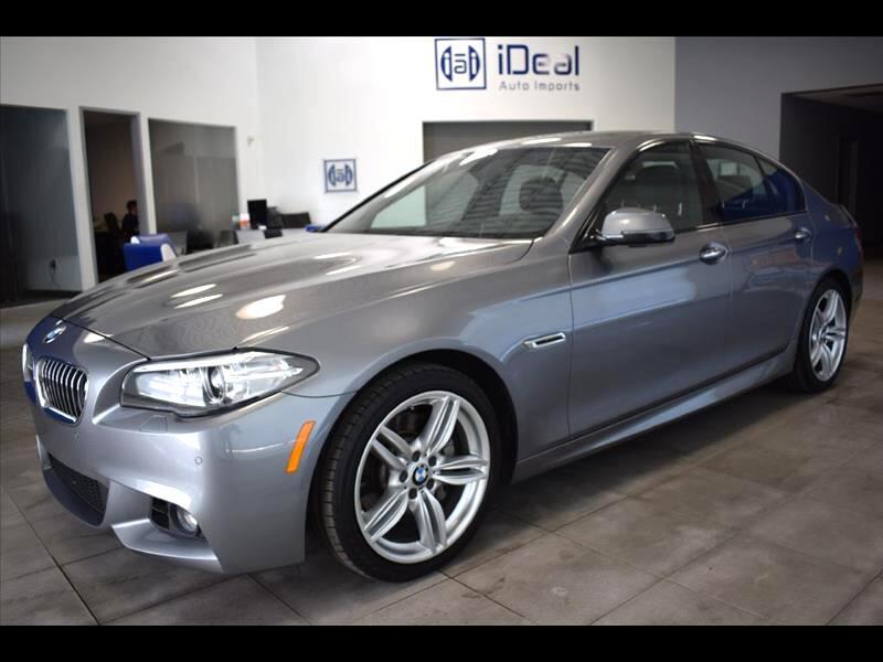 2015 BMW 5-Series 535i xDrive