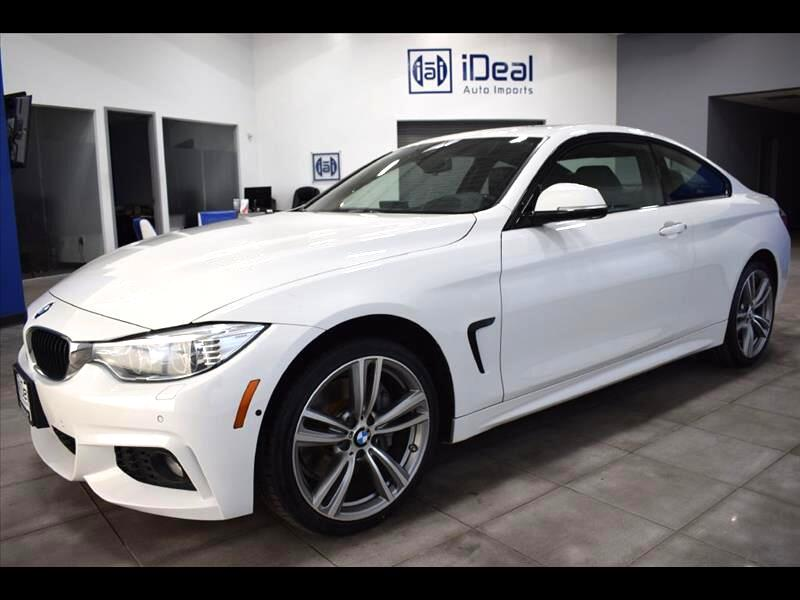 2016 BMW 4-Series 435i xDrive
