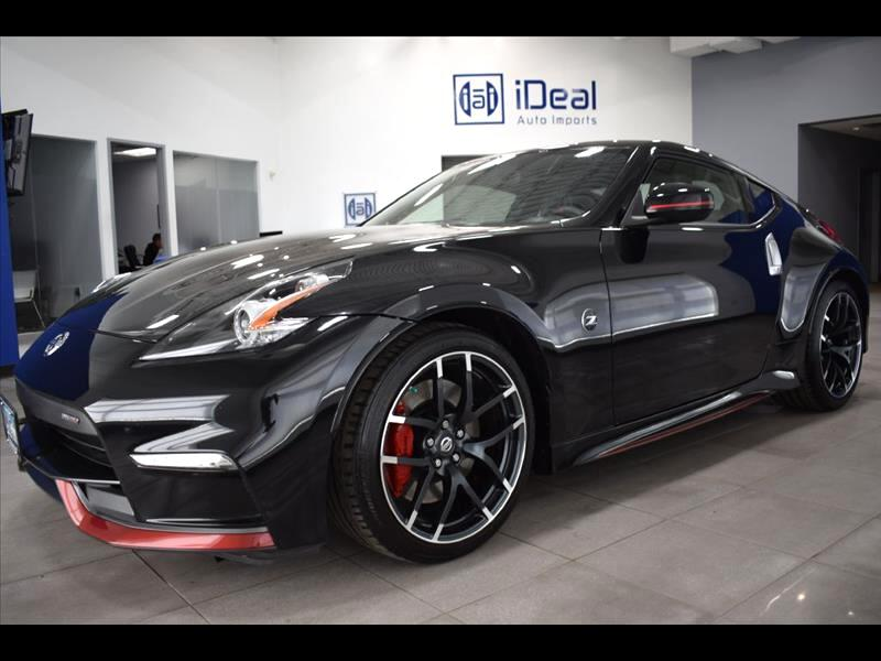 2017 Nissan Z 370Z Coupe NISMO 6MT