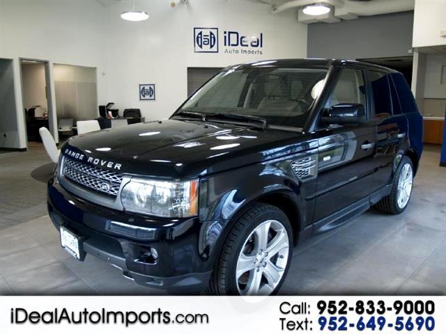 2010 Land Rover Range Rover Sport SUPERCHARGED NAVIGATION