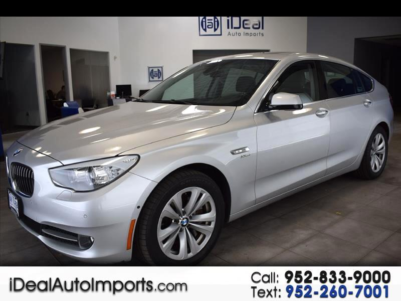 2011 BMW 5-Series Gran Turismo BACKUP CAMERA COLD WEATHER PKG