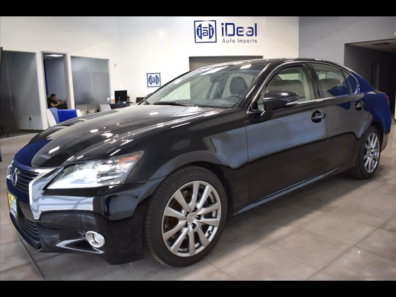 2013 Lexus GS 350 NAVIGATION BACKUP HEATED SEATS