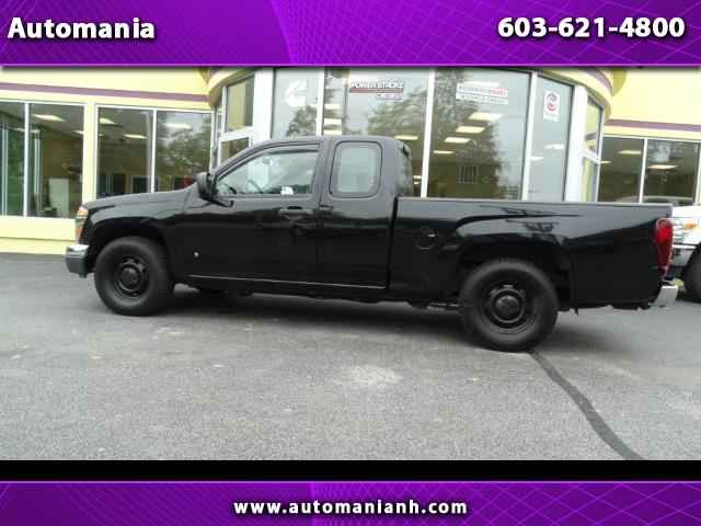 2008 Chevrolet Colorado EXT CAB 2WD