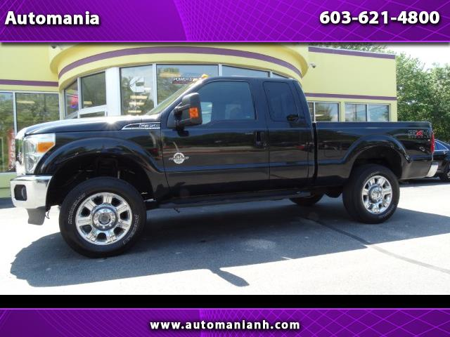 2011 Ford F-350 SD POWER STROKE FX4 EXTRA CAB DIESEL TRUCK