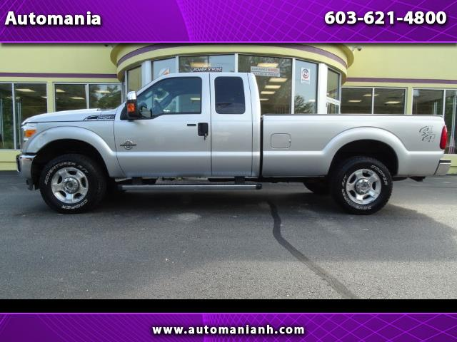 2011 Ford F-250 SD POWERSTROKE XLT LONG BED XTRA CAB  LOW MILES DIESE