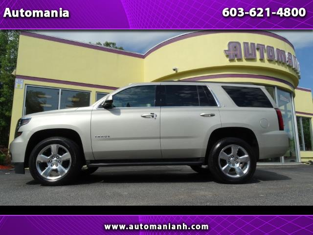 2015 Chevrolet Tahoe LT 3 4WD 3RD ROW 20 IN WHLS LOADED