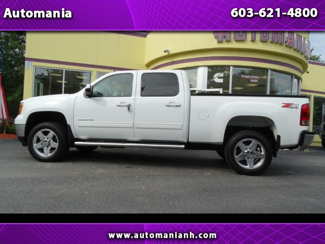 2014 GMC Sierra 2500HD DURAMAX CREW SLT 4WD SHORT BED DIESEL TRUCKS