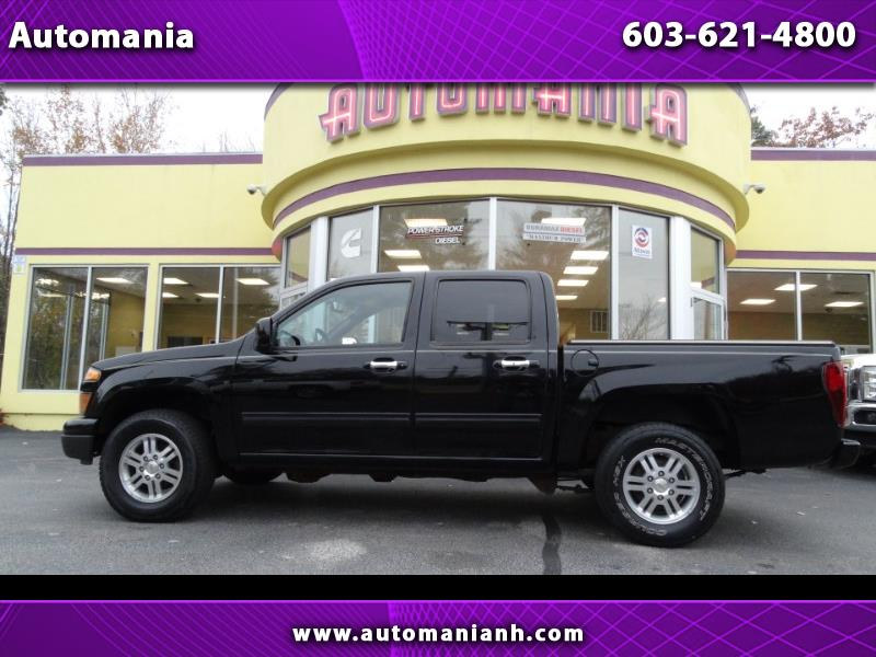 2011 Chevrolet Colorado LT CREW CAB 4X4 SHORT BED