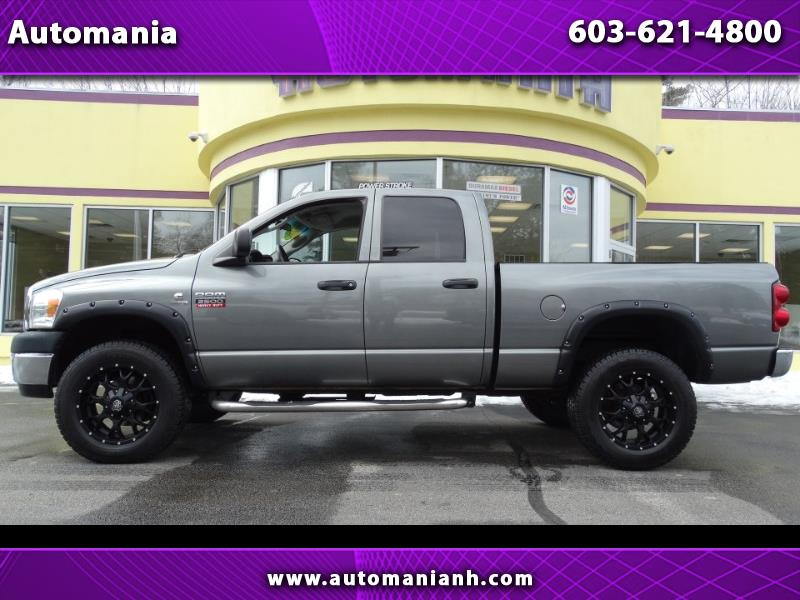 2008 Dodge Ram 2500 CUMIINS QUAD CAB SHORT BED DIESEL