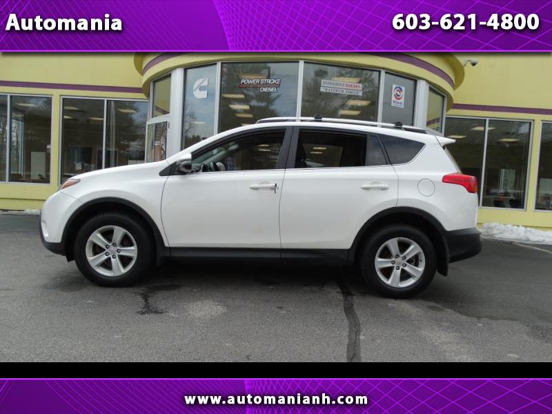 2013 Toyota RAV4 XLW AWD BACK UP CAMERA MOON ROOF