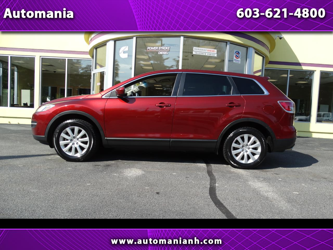2008 Mazda CX-9 GRAND TOURING 4WD 3RD ROW SEAT