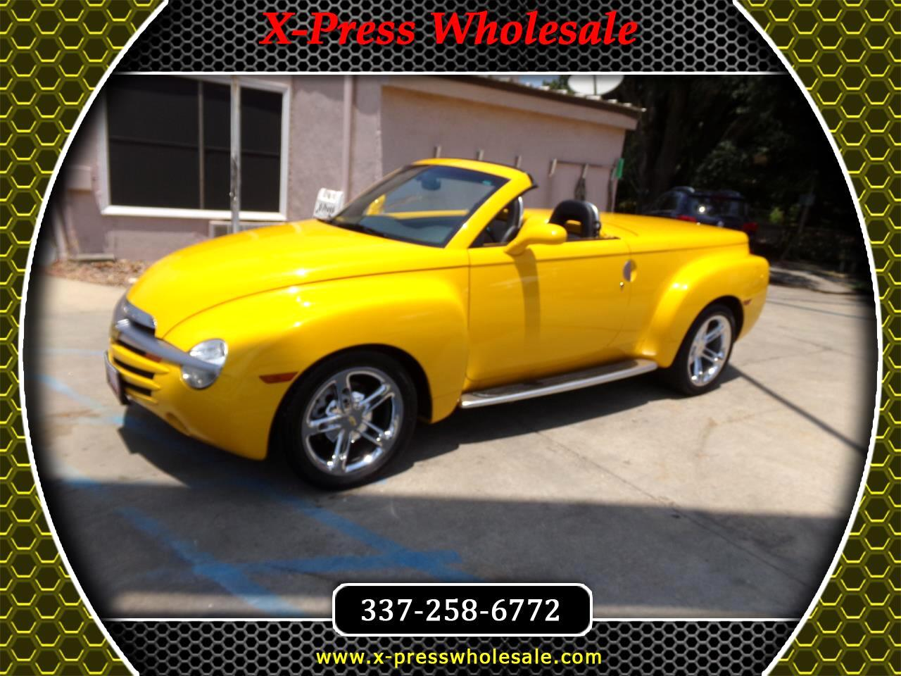 """Chevrolet SSR Reg Cab 116.0"""" WB LS 2004"""