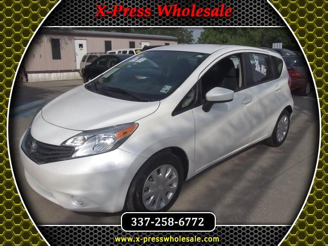 2016 Nissan Versa Note 5dr HB Manual 1.6 S