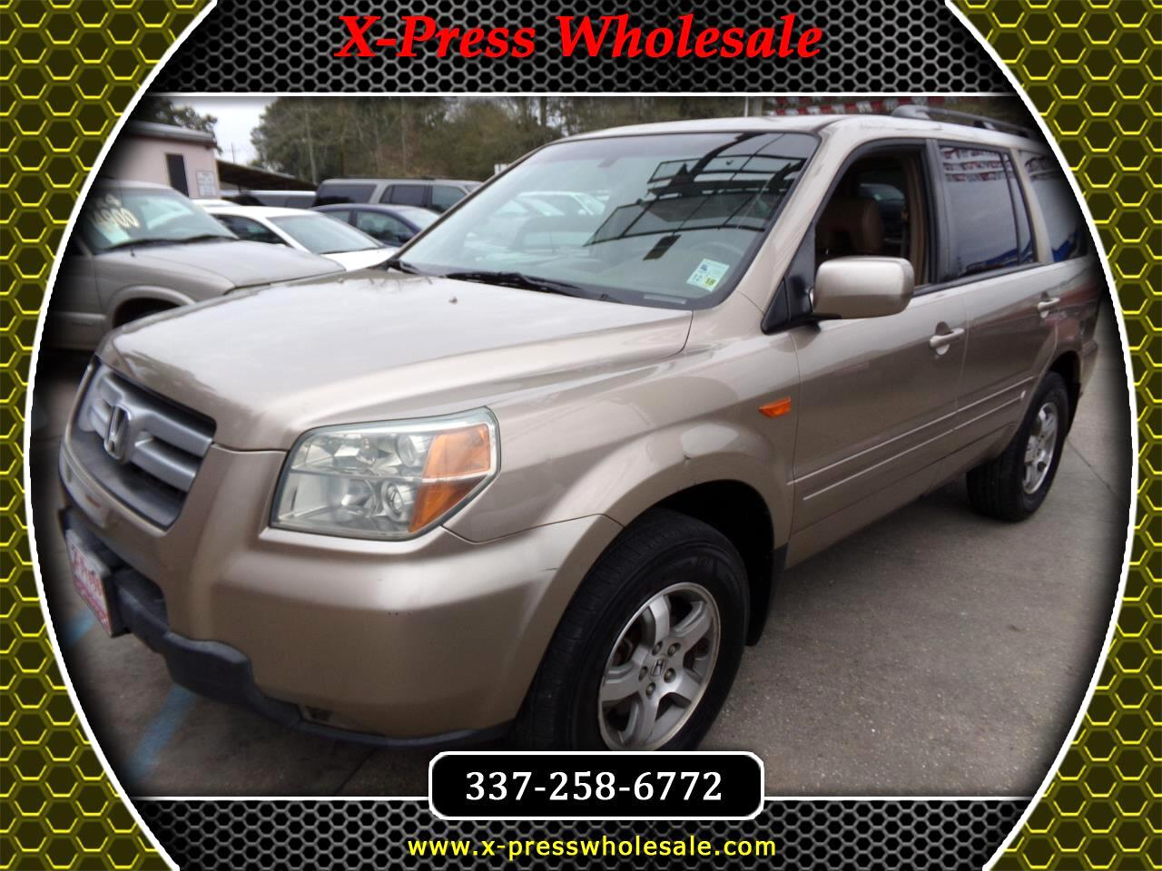 2006 Honda Pilot 2WD EX-L AT with RES