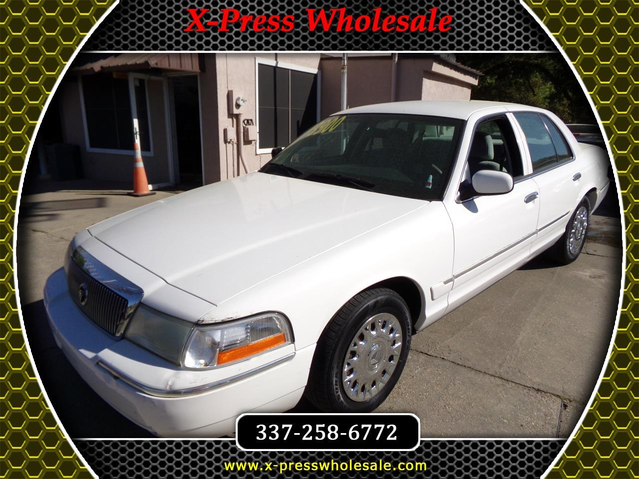 Mercury Grand Marquis 4dr Sdn GS 2003