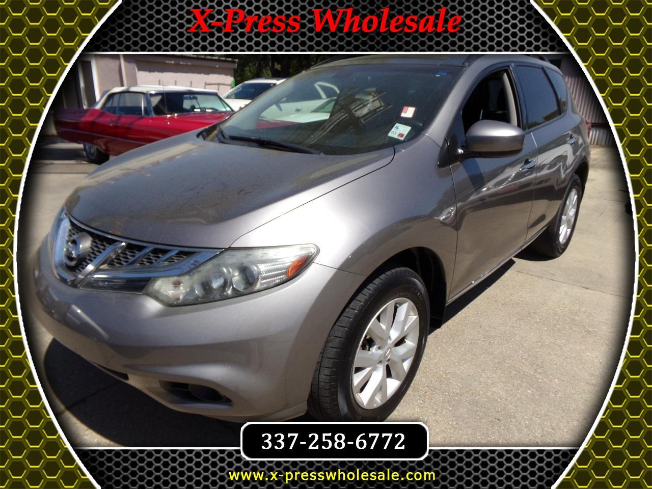2011 Nissan Murano 2WD 4dr SL