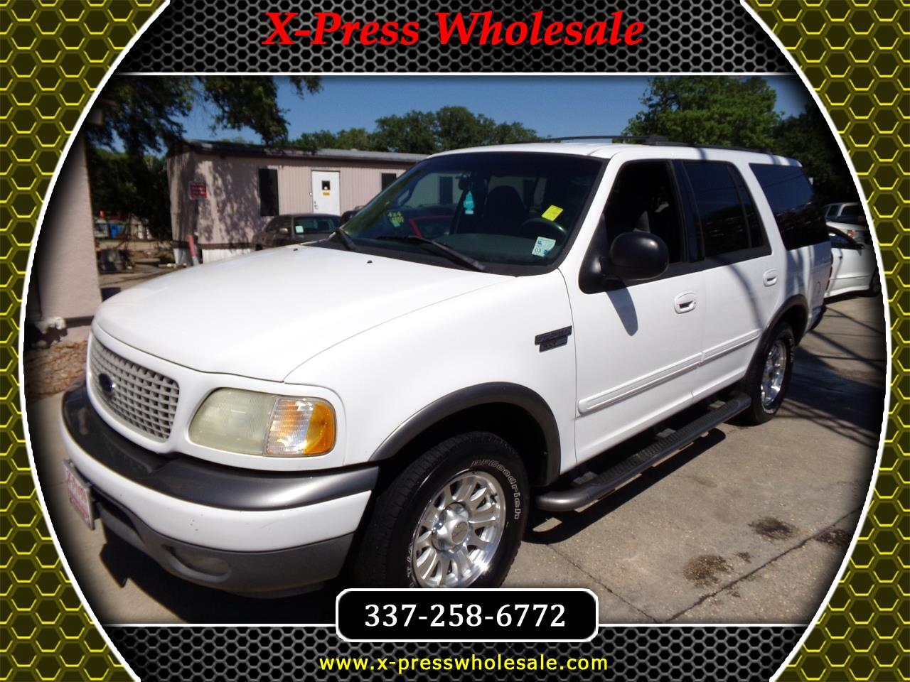 """2002 Ford Expedition 119"""" WB XLT"""