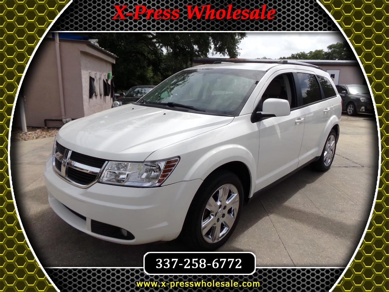 2010 Dodge Journey FWD 4dr SXT