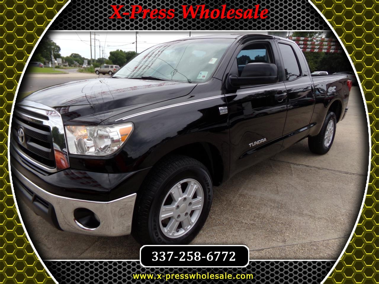 2010 Toyota Tundra 2WD Truck Dbl 4.6L V8 6-Spd AT  (Natl)