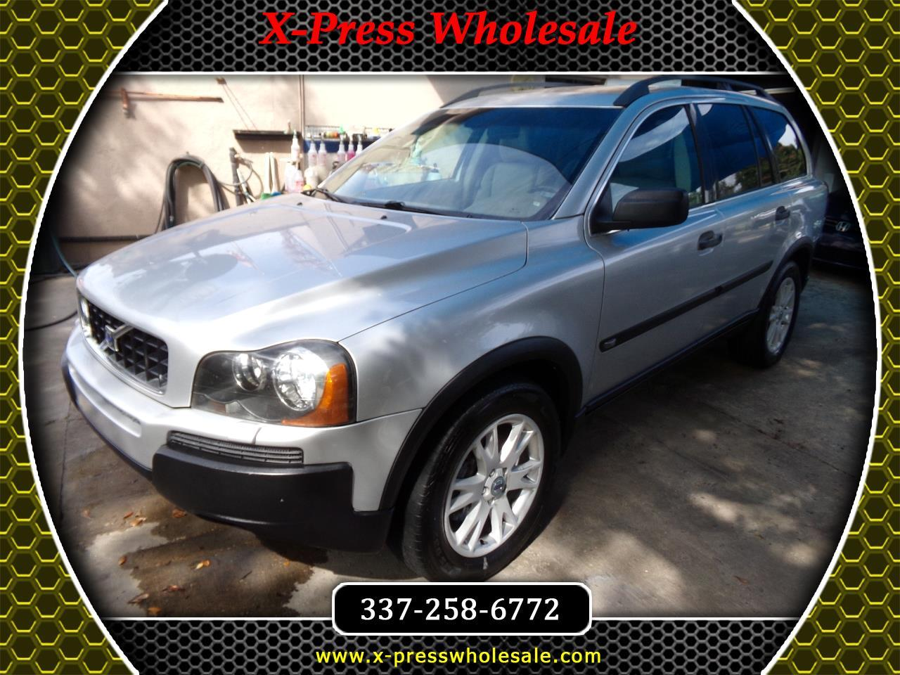 2004 Volvo XC90 4dr 2.9L Twin Turbo AWD w/3rd Row