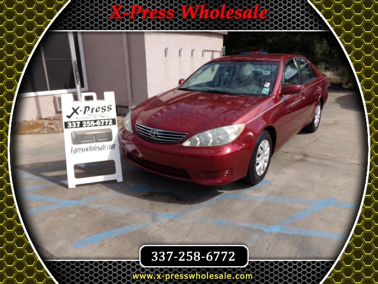 Toyota Camry 4dr Sdn XLE Auto (Natl) 2006