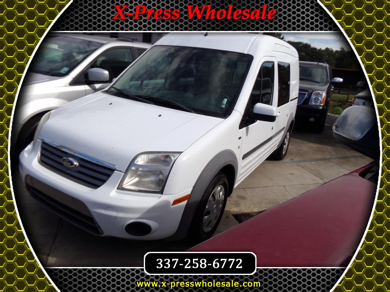 Ford Transit Connect Wagon 4dr Wgn XLT 2013