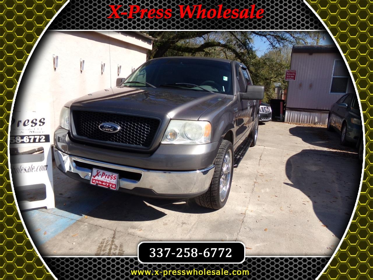 "Ford F-150 2WD SuperCrew 139"" Lariat 2006"