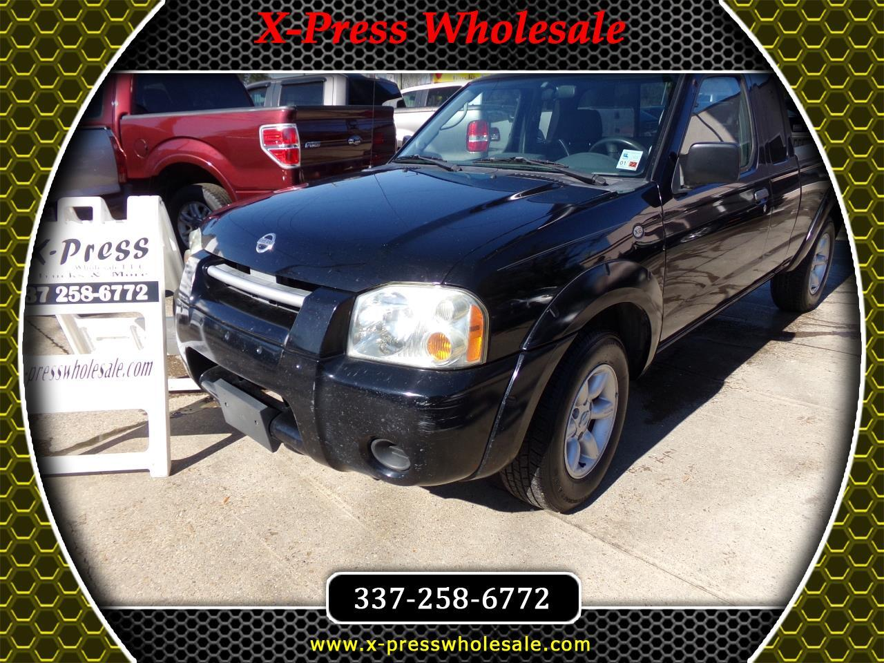 Nissan Frontier 2WD XE King Cab I4 Auto 2003