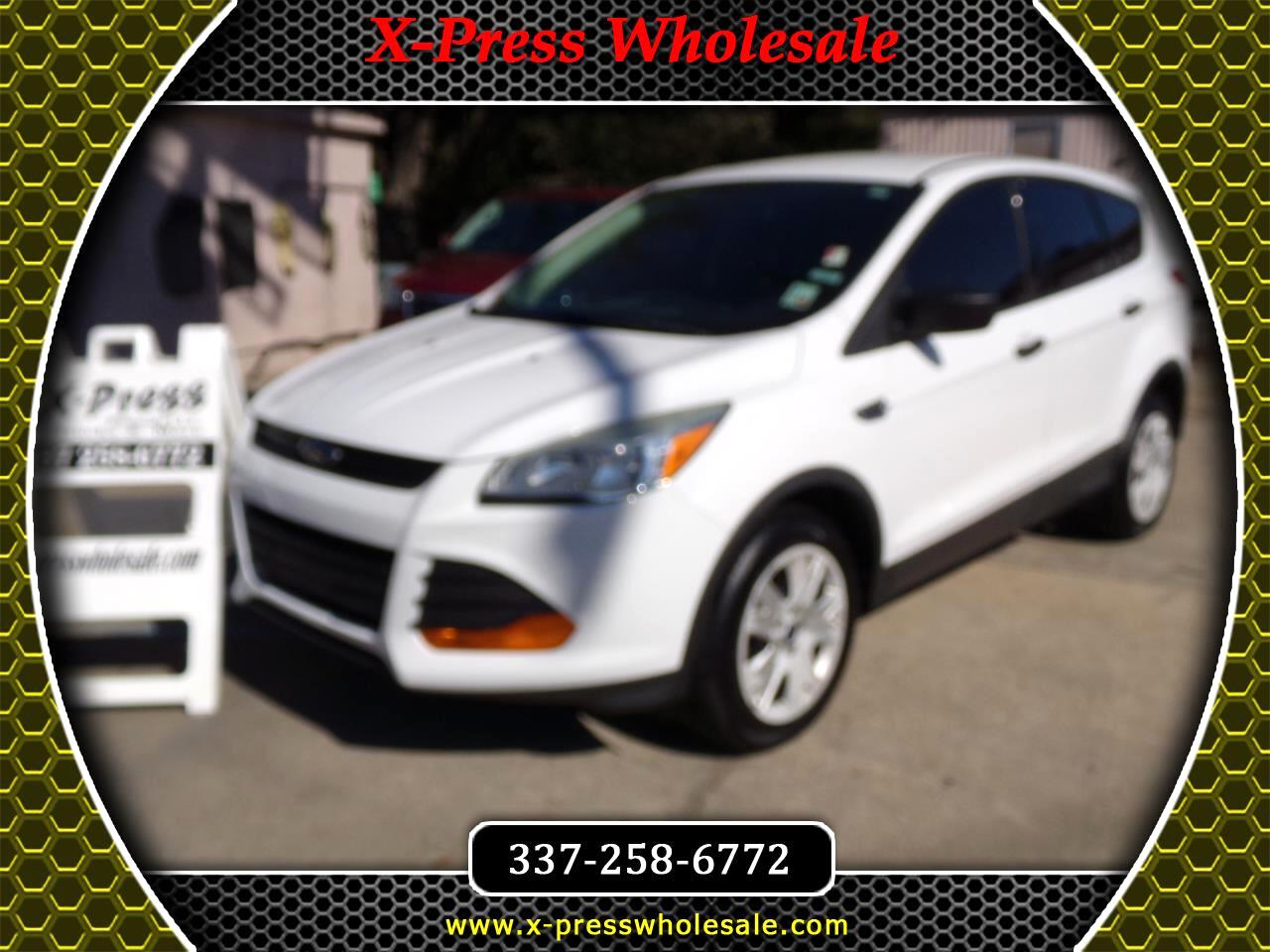 Ford Escape FWD 4dr S 2014