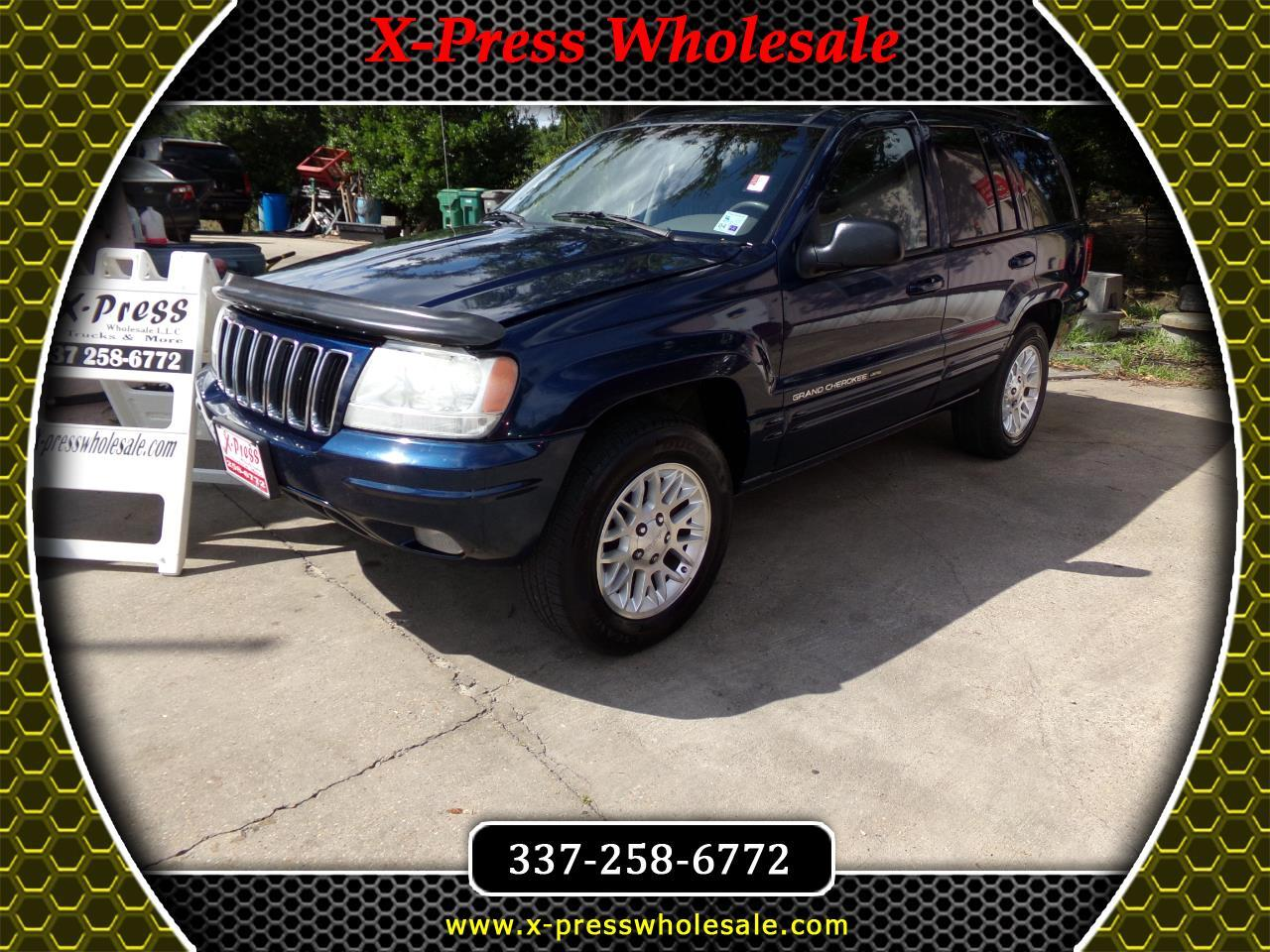 Jeep Grand Cherokee 4dr Limited 2002