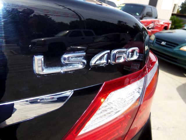 2011 Lexus LS 460 4dr Sdn RWD