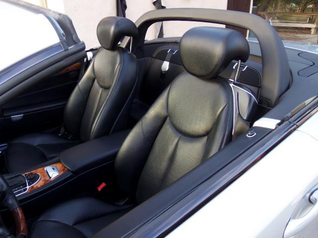 2007 Mercedes-Benz SL-Class 2dr Roadster 5.5L V8