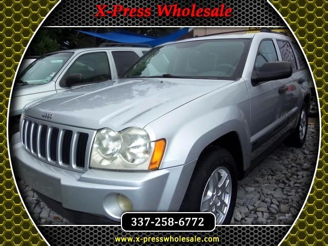 2006 Jeep Grand Cherokee 4dr Laredo