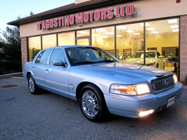 2010 Mercury Grand Marquis 4dr Sdn LS Ultimate