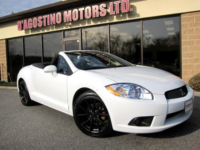 2011 Mitsubishi Eclipse GS Spyder Convertible