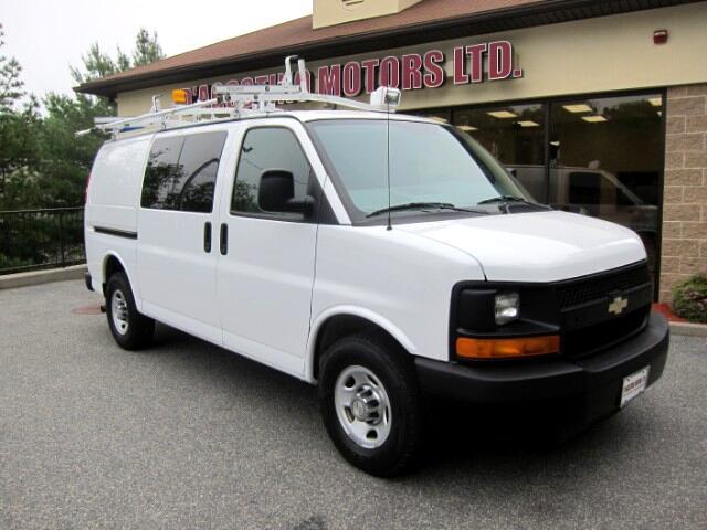 2011 Chevrolet Express Cargo 2500 Cargo