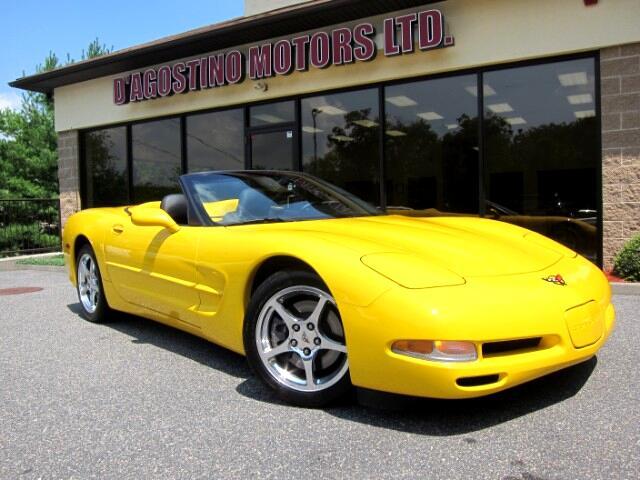 2002 Chevrolet Corvette Convertible