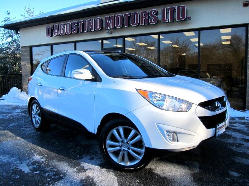 2013 Hyundai Tucson Limited Auto AWD