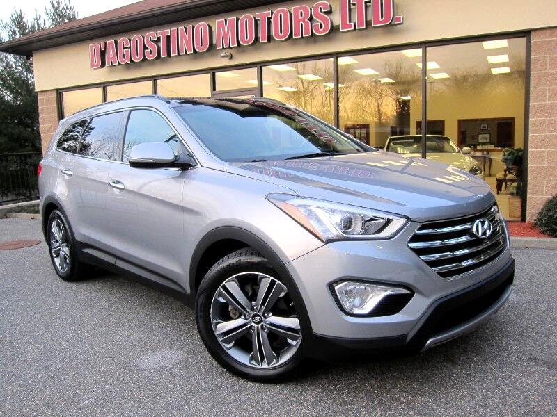 2016 Hyundai Santa Fe Limited w/Ultimate Package AWD