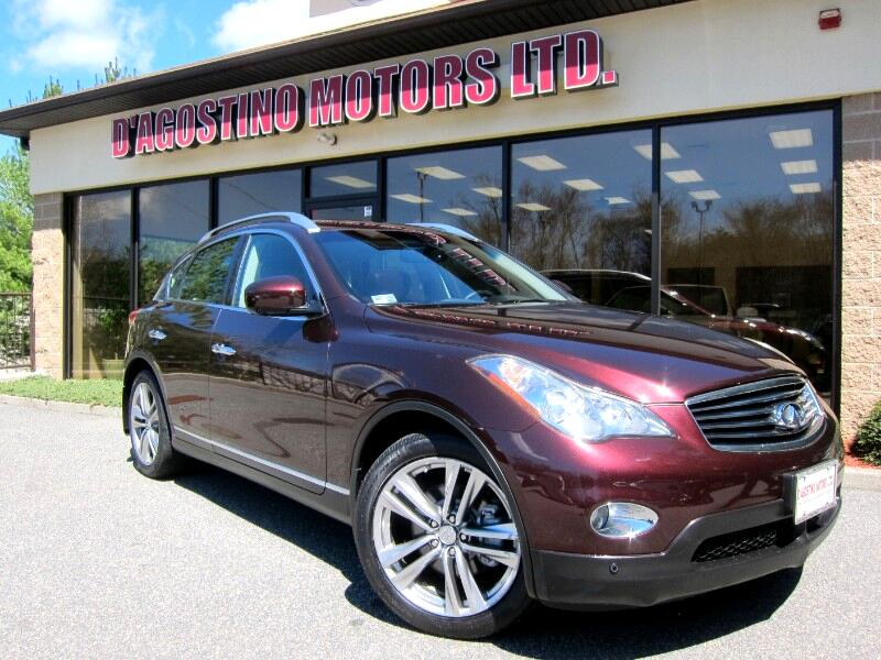 2012 Infiniti EX EX35 Journey AWD